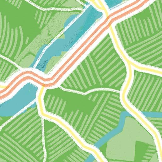 cartographie touristique gers